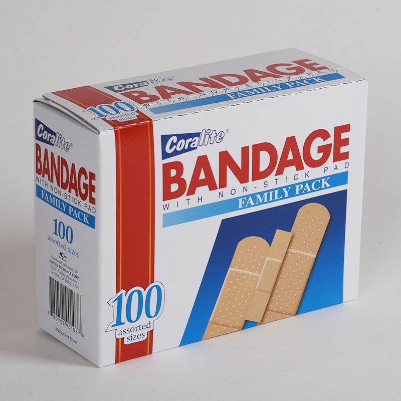 Bandages Assorted